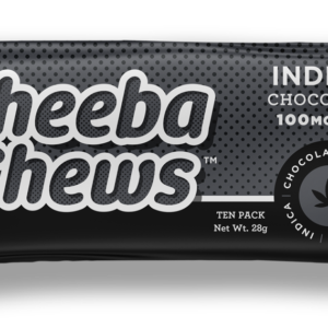 Buy Cheeba Chews Indica Chocolate Taffy 250mg the best online